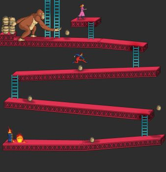 Realistic Donkey kong by Deimos-Remus