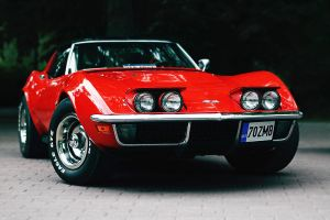 1970 Corvette by TriinErg