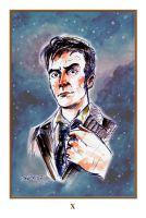 Tenth Doctor by hoganvibe