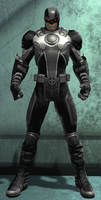 Midnighter (DC Universe Online) by Macgyver75