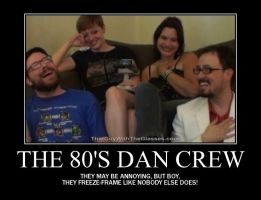 Motivation - The 80's Dan Crew by Songue