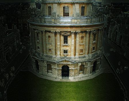 Radcliffe Camera by TrillianAstra