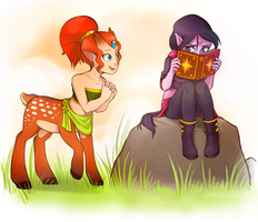 You know what I love? Everything! by Vampirenok