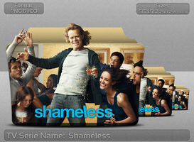 Shameless - Tv Series Folder Icon by atty12