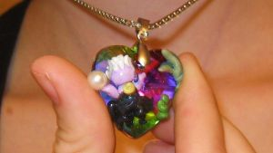 Ursula special necklace by mayumi-loves-sora