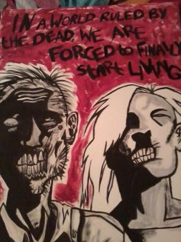 The Undead by DeathAngel77611