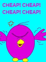This Pic is 'Cheep' XD by CrazyNutBob