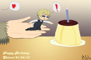 DRRR: Happy Birthday Shizuo! by queenjazz225