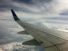 Over the Skies of Semarang by FadhilPF