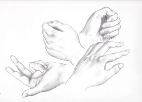 hand study by lostandfoundme