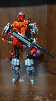 TR(Tommy Rifle) by LegoniusSC7