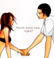 Kimi ni Todoke - You're mine now, right? by LaariTonks