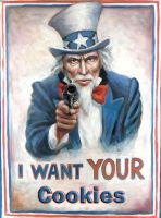 Uncle Sam by Calane