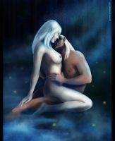 Zevran and Tabris by GiuliaSt
