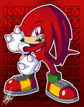 My Name's Knuckles by ShockRabbit