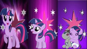 3 Twilight's by Macgrubor