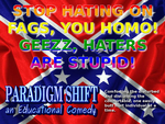 Stop The Hate by paradigm-shifting