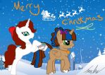 Merry Christmas Every Pony! by Koiice