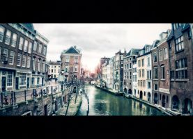 Daybreak Utrecht by sneakazz