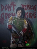 Daryl Fett by GraphicGeek