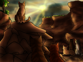 SkyClan?? by AnnMY