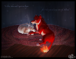 Forever Love .:Commission:. by SpoonLake