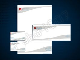 Corporate ID - Stationary by fahd4007