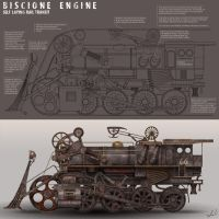 DualityConcept: Biscione by Kharnage