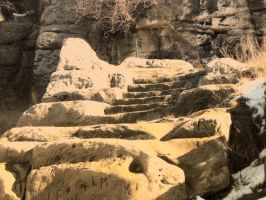 stones, stairs by lumiere81