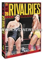 WWE Top 25 Rivalries In Wrestling History Cover by TheRatedRViper1