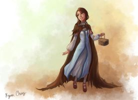 Wizard of OZ: Dorothy by Showmeyourmoves