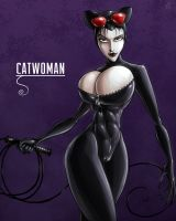 Catwoman by devilhs