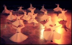 Dervishes by tugrulnohutcu