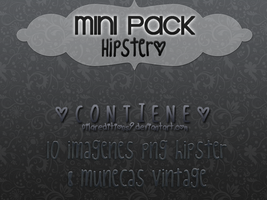 +Mini Pack ~ HIPSTER by PilarEditions9