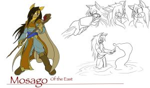 Mosago of the East by Toughset