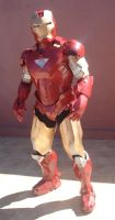 Iron Man Mark VI cosplay by Regis-AND