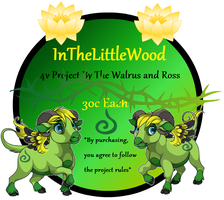 InTheLittleWood Project Banner by Itsplinko