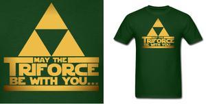 May The Triforce Be With You by Enlightenup23