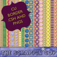Simple Border Shapes by debh945