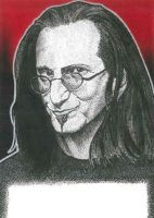 Geddy Lee by JRosales1