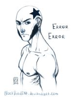 Error Error_The King by BlackBirdInk