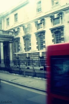 London. by zgribulici