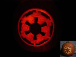 The Imperial Pumpkin by Hornett