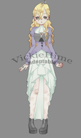 [CLOSED] Adopt me! #2 by vickiehime