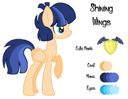 MLP:Shining Wings Profile by kiananuva12