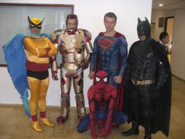 Cosplay MEXICO by Kryptoniano