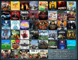 Game Aicon Pack 68 Part 2 by HarryBana