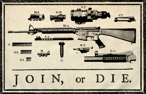 Join Or Die - Updated by impersonalinfo