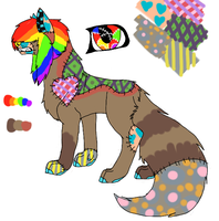Rainbow Stichis adopten :closed: by JoeyVadka