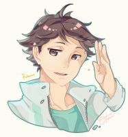 Oikawa Tooru for Kokoruu by XOtakumiX